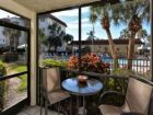 Screened Porch with Pool View