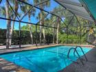 Walk to Beach Home with Caged Pool in Siesta Key, Florida