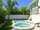 Close to Beach Home with Pool & Spa in Holmes Beach, Florida