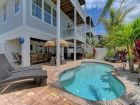 Anna Maria Island Six Bedroom Vacation Home with a Pool
