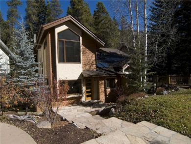 Vail 4 bedroom vacation rental hot tub duplex for Cabin rentals near vail colorado