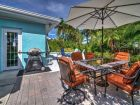 3 bed 3 bath private pool rental on Anna Maria Island
