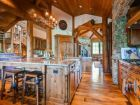 Strawberry-Park-Colorado-vacation-rental-residence-kitchen-island