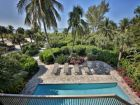 View of Pool from the Captiva Vaation Rental