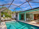 Siesta Key pool home for rent