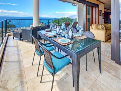 Maui Vacation Rental Luxury Penthouse Three Bedrooms